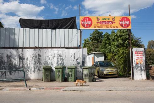 כפר שלם, בשבוע שעבר. התושבים בכלל לא יודעים מה צפוי לקרות בשכונה (צילום: דור נבו)