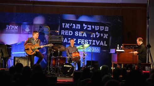 Eilat's annual Jaz Festival (Photo: Y. Photography)