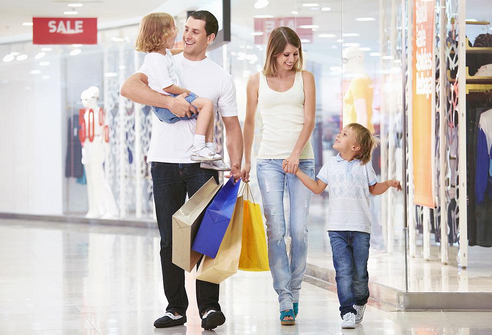 יוצאים לקניות? בדקו קודם איפה הכי כדאי (צילום: shutterstock)