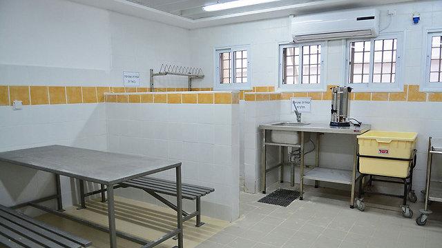 Wing 10 at Maasiyahu Prison  (Photo: IPS)
