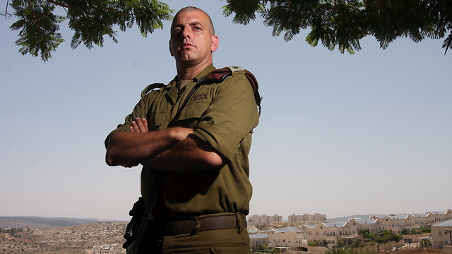 Brig.-Gen. Avi Peled (Photo: Amit Segal/File)