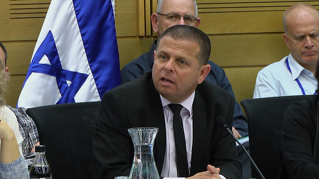 MK Eitan Cabel (Photo: Eli Mendelbaum)