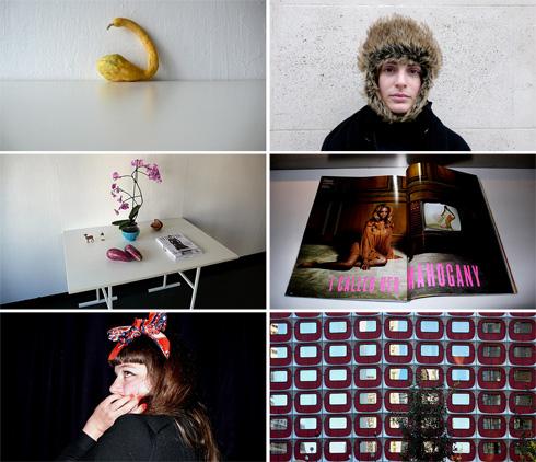 """""""מעניין אותי להתעסק בצייטגייסט, רוח הזמן"""". מתוך Mix&Match, Paris 2008-2009 (צילום: דוד עדיקא)"""