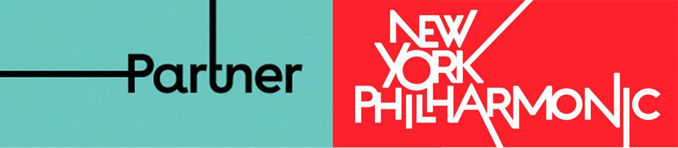 יחי ההבדל הקטן: מימין הלוגו החדש של התזמורת הפילהרמונית ניו יורק, שגם הושק החודש, ומשמאל הלוגו החדש של ''פרטנר''. את שניהם עיצבה חברת MetaDesign הנחשבת מסן פרנסיסקו. תחליפו את הקווים הישרים במעוגלים ואת האדום בטורקיז ותקבלו שפה זהה (ובעייתית) לשני מותגים שונים לחלוטין