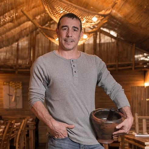 אם היה יודע אז מה שהוא יודע היום לא היה פותח מסעדה. יריב מלילי, בית תאילנדי (צילום: יובל חן) (צילום: יובל חן)