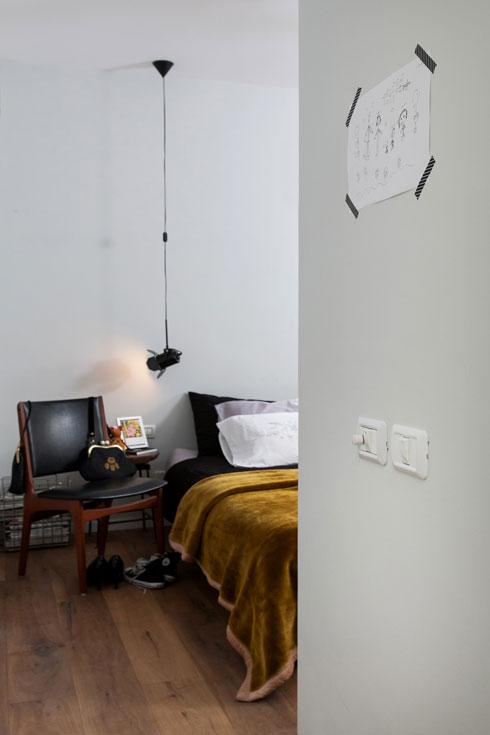 וגם בחדר ההורים (צילום: שירן כרמל)