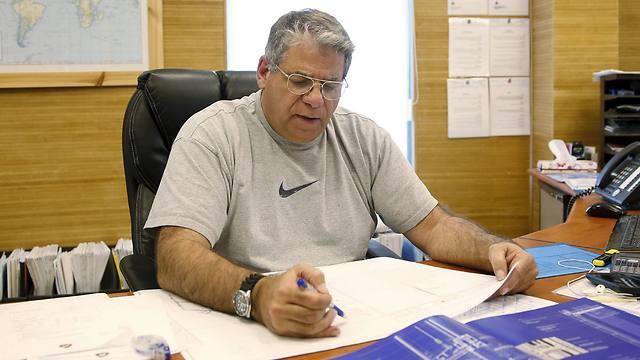 Aluminum Construction owner Rami Boneh (Photo: Reuters)