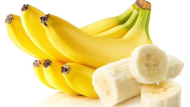 עשירה בווטימינים ומינרלים. בננה ()