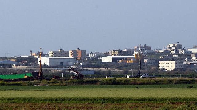 The Gaza Strip. An increasing wealth gap.