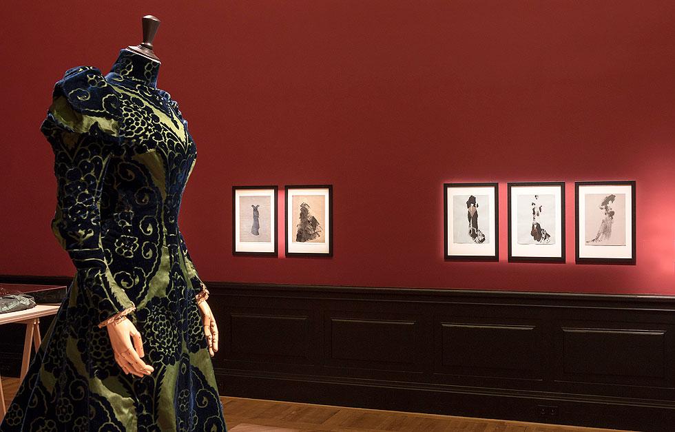 היתה אחת הנשים הנערצות בפריז בחצי הראשון של המאה ה-20. התערוכה על הרוזנת גרפול (צילום: Pierre Antoine)