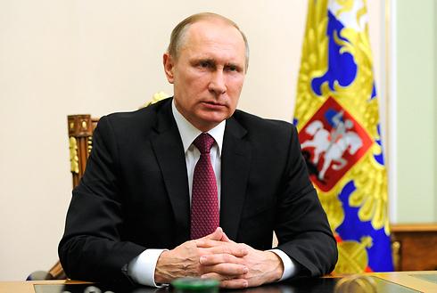 שמר על אסד בשלטון. פוטין (צילום: AP) (צילום: AP)