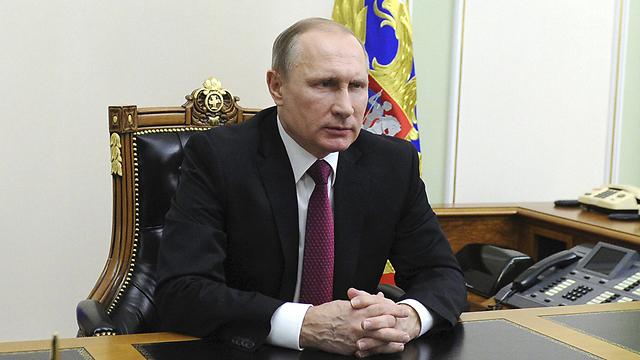 Russian President Vladimir Putin (Photo : Reuters)