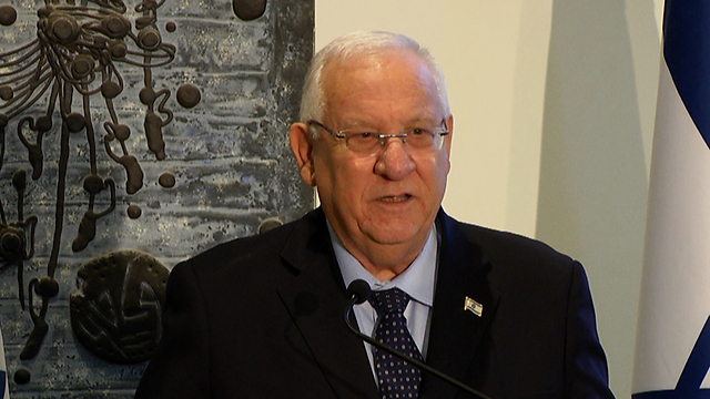 President Reuven Rivlin (Photo: Eli Mendelbaum)