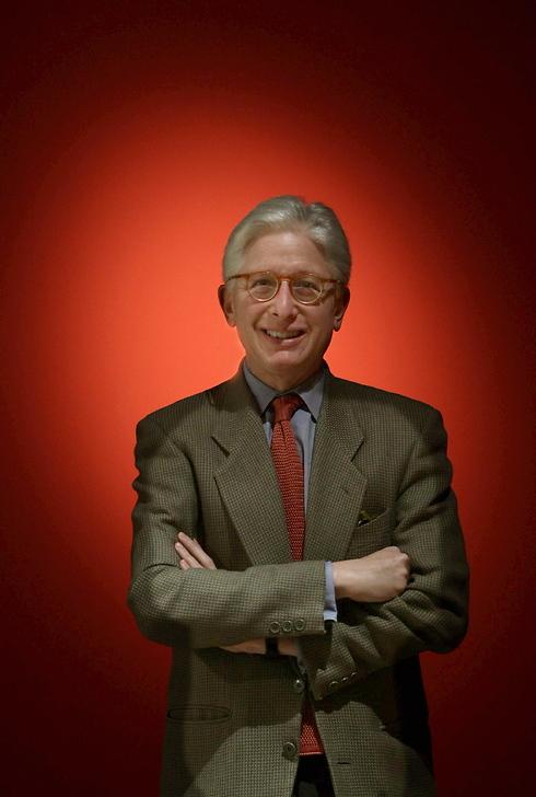 """המנכ""""ל העוזב ג'יימס סניידר. צילום: אלכס קולומויסקי, ידיעות אחרונות ()"""