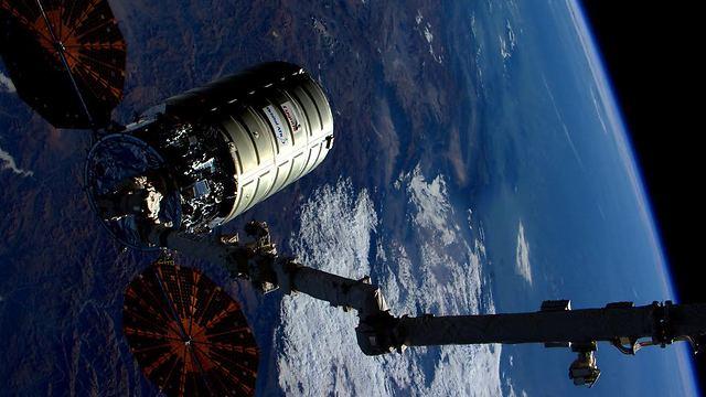 """תחנת החלל מעל בוליביה (צילום: סקוט קלי, נאס""""א) (צילום: סקוט קלי, נאס"""