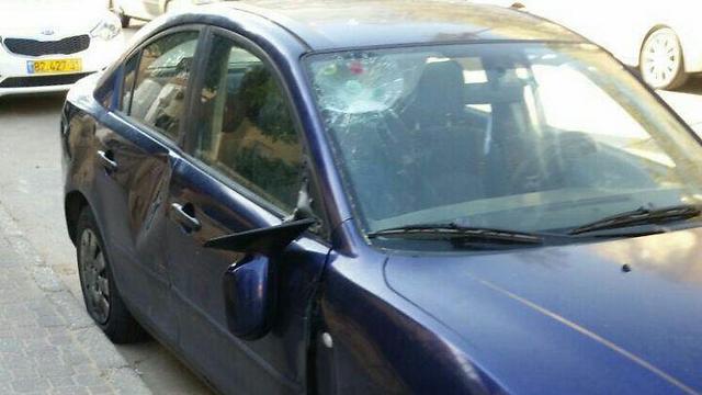 הנזק שנגרם למכוניתו של רוקח