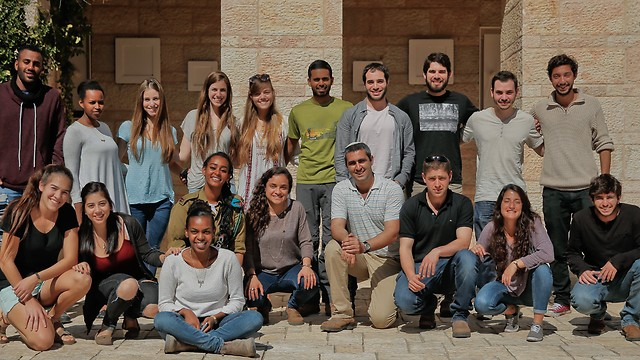 The team members who are going to Ethiopia