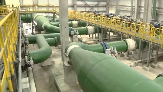 Ashdod water desalinization plant (Photo: Roee Idan)