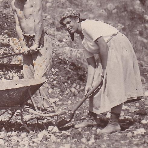 המלצה: לעבוד קשה בעבודה שאתם מאמינים בה (צילום: ארכיון יד יערי)