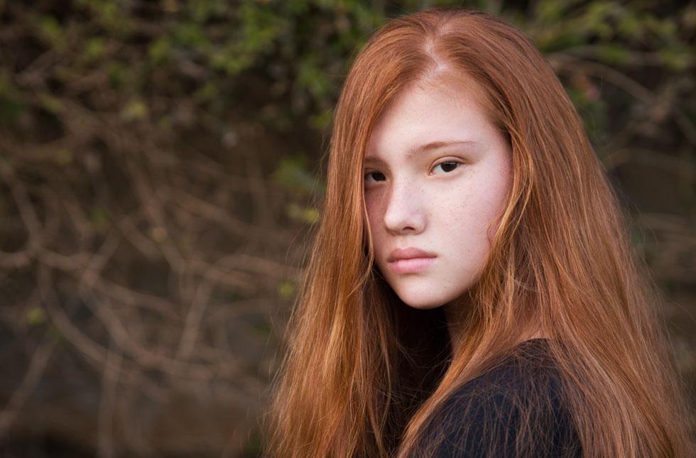 """""""ילדה צעירה שמסתובבת במטרו עם מפה לבד, כמו ששירז טל נסעה בגיל 13 וחצי לבד למילאנו - זה פחד אלוהים"""". תותי בר (צילום: דניאל אוחנה)"""