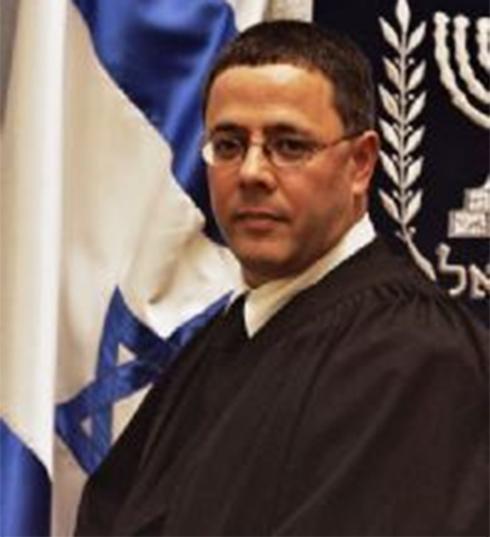 השופט רחמים כהן (צילום: אתר שופטים בישראל) (צילום: אתר שופטים בישראל)