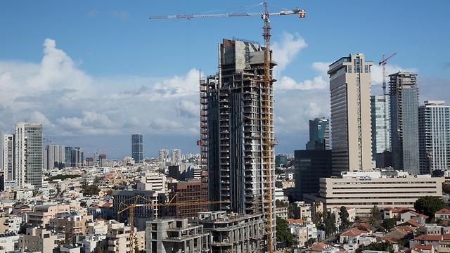 ירידה של 15.9% במספר הדירות החדשות שנמכרו (צילום: Gettyimages) (צילום: Gettyimages)