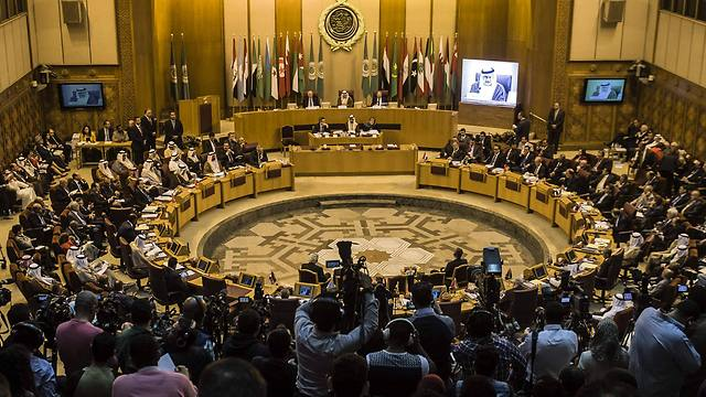 The Arab League (Photo: AFP) (Photo: AFP)