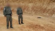 IDF soldiers defending settlemetns along the Gaza Strip (Photo: Sha'ar Hanegev Regonal Council Spokesperson's Office)