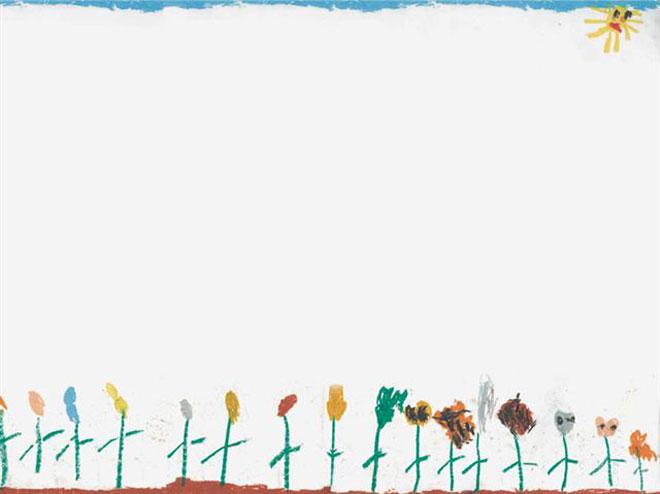 ציור של ילד, עם סימנים לחרם חברתי
