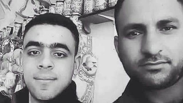 מבצעי הפיגוע הראשון: אמיר אל-ג'ניידי וקאסם ג'אבר אבו עודה ()