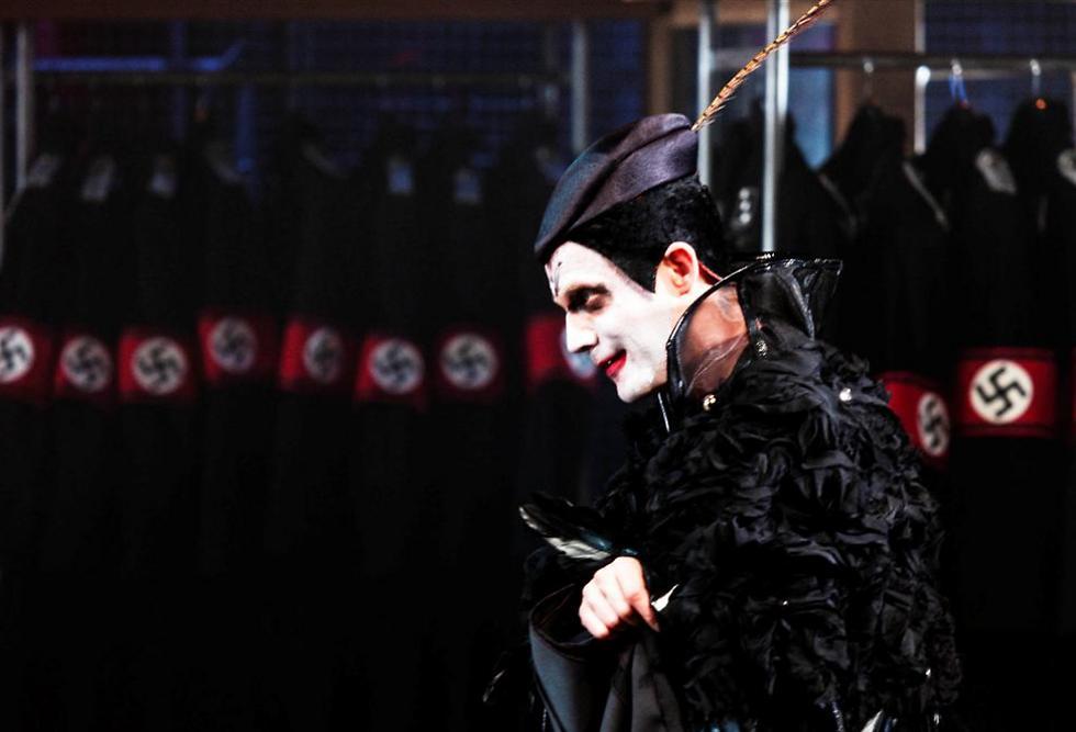מפיסטו: חלומו של כל שחקן (צילום: ז'רר אלון) (צילום: ז'רר אלון)