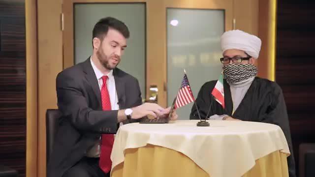 David Keyes mocks American and Iranian diplomats in Vienna