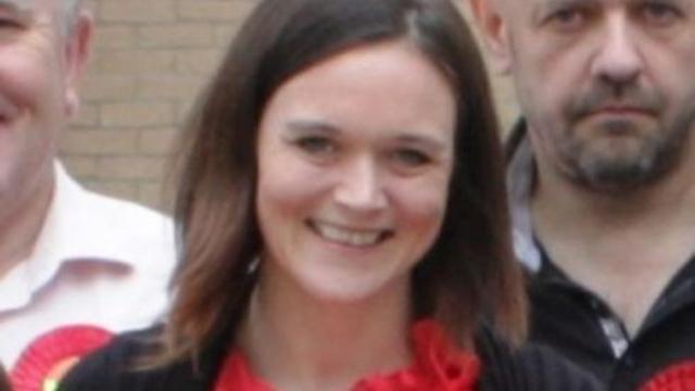 Labor Pary member Vicki Kirby