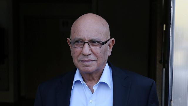 Meir Dagan (Photo: Shaul Golan)