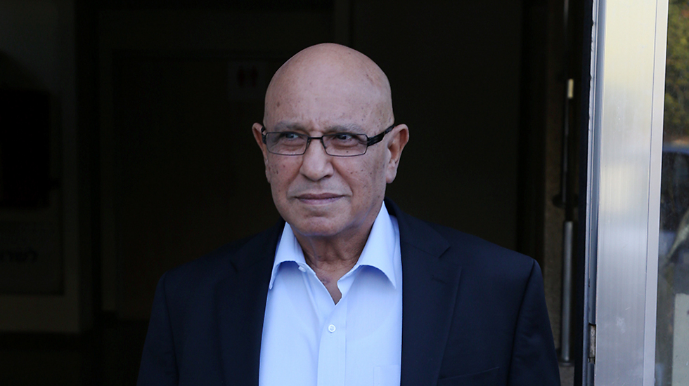 Former Mossad chief Meir Dagan (Photo: Shaul Golan)