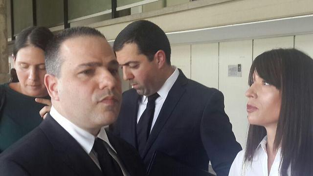 עורכי הדין דורון ברזילי חיים לוי ועדי ניב ()