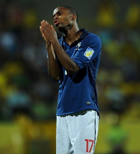 בקמבו במדי נבחרת צרפת עד גיל 20 ב-2011 (צילום: getty images)