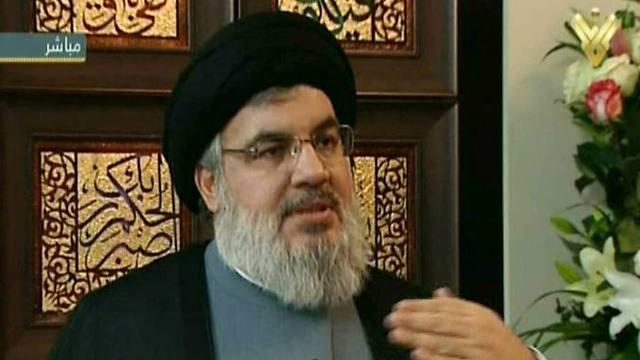 Nasrallah (Photo: AFP) (Photo: AFP)