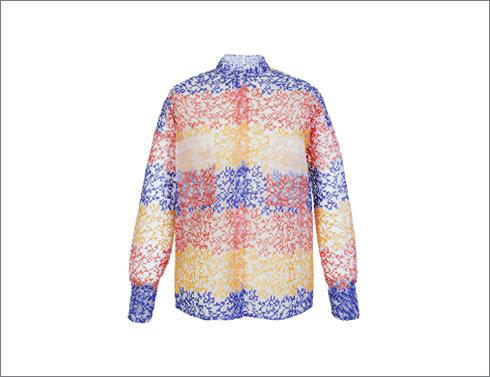 חולצה רקומה, 1,890 שקל (צילום: שני סקרלט קגן)