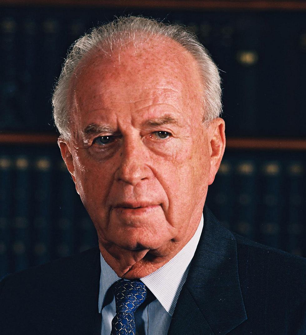 Rabin in 1994 (Photo: Yaakov Saar/GPO)
