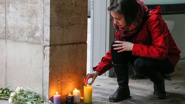 Two days after the terror attack in Brussels (Photo: EPA)