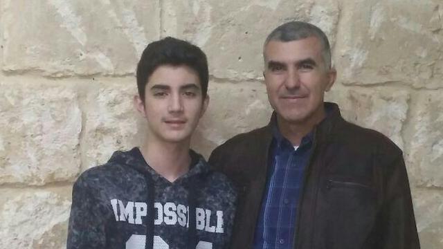 BG Munir Amar and his son
