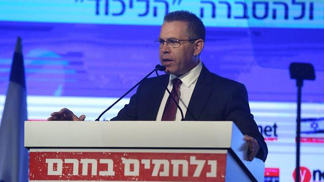 """Public Security Minister Gilad Erdan. """"We are left with no choice in order to protect the public."""" (Photo: Motti Kimchi) (Photo: Moti Kamchi)"""
