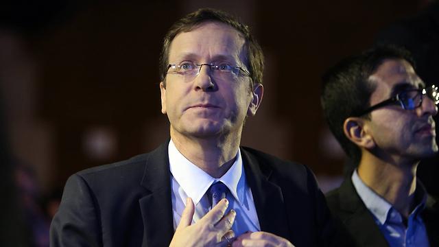 Isaac Herzog (Photo: AFP)