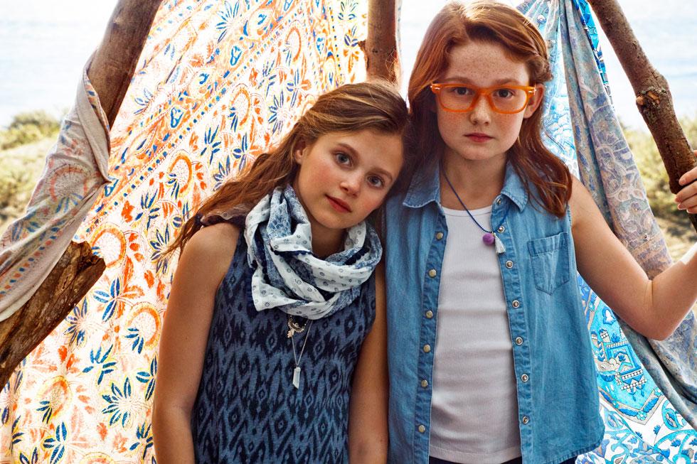 אמריקן איגל קידס. קו בוגר לילדים שרוצים להתלבש בדיוק כמו המבוגרים