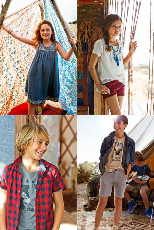 אמריקן איגל קידס. אלטרנטיבה לשלל בגדי הילדים המתקתקים על גבול הקיטשיים הקיימים בשוק