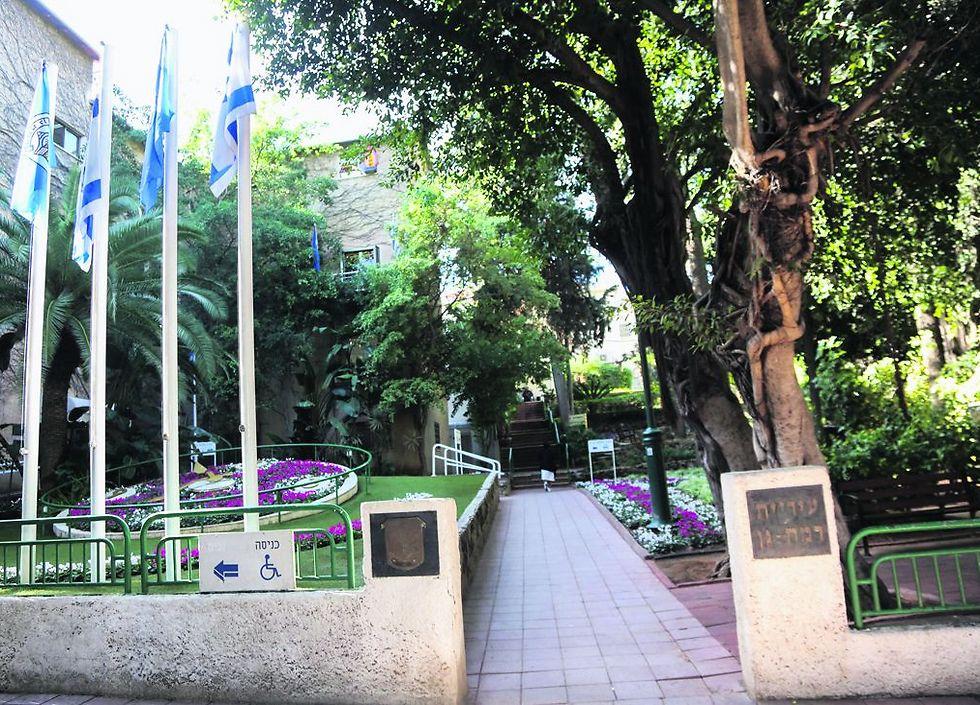עיריית רמת גן. בית הדין לעבודה ידון בפרשה (צילום: תומי הרפז)
