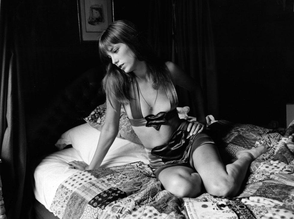 שמרה על מעמדה כאייקון אופנה לאורך השנים. בירקין, 1970 (צילום: gettyimages)