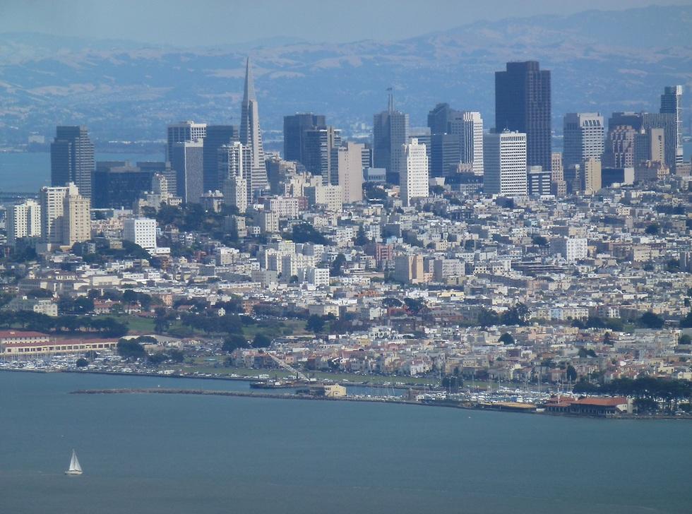 אל תוותרו על תצפית על העיר (צילום: סיגלית בר, bartravel)
