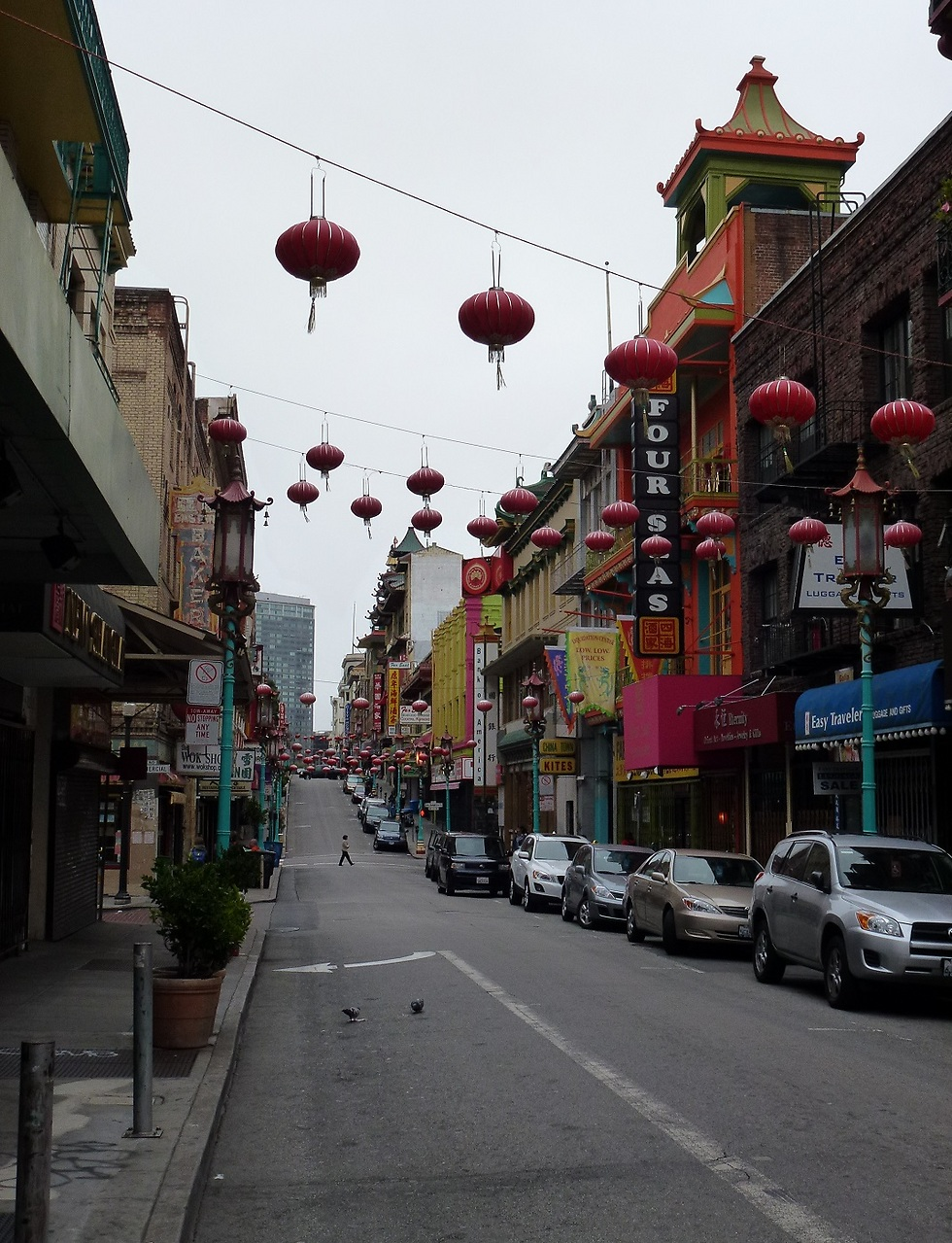הרובע הסיני (צילום: סיגלית בר, bartravel)